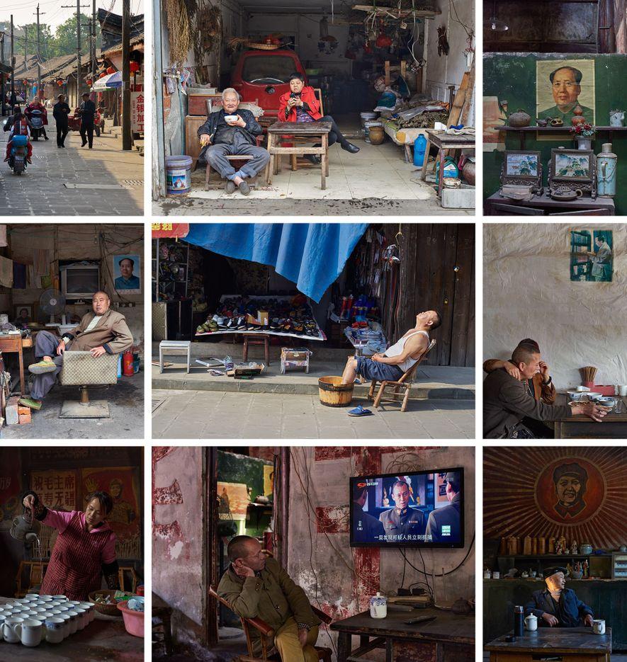Portfolio category winner: Pengzhen in Chengdu