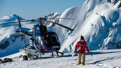 The final frontier: skiing Canada's last wilderness