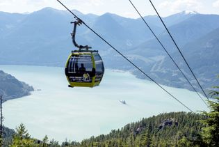 A 10-minute gondola ride takes you up to Summit Lodge where you will be surrounded by ...