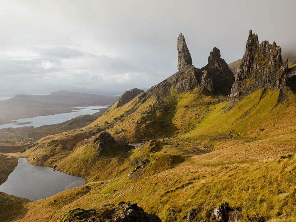Warrior queens, fairies and feuding clans: exploring legends on Scotland's Isle of Skye