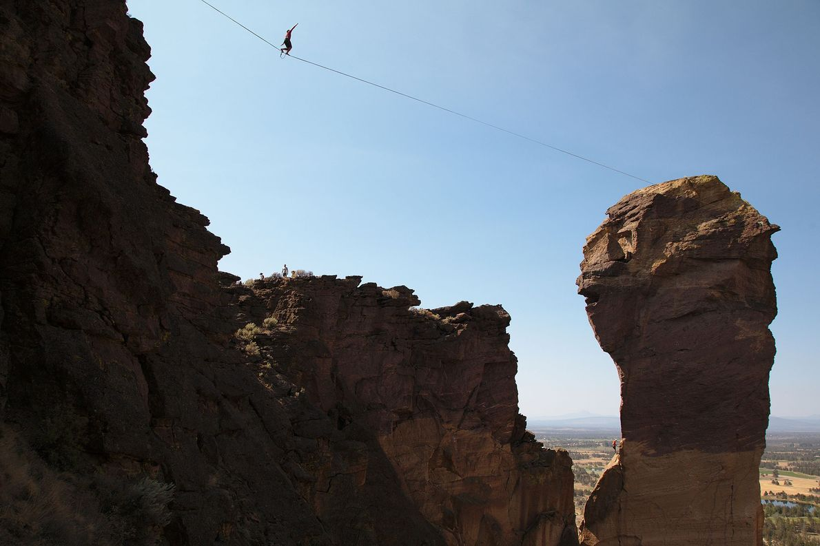 Smith Rock has friendly rangers and 30-plus bolted highlines to make the experience all the more ...