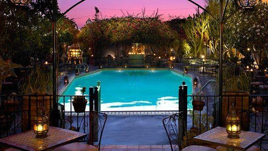 Figueroa Hotel, Downtown LA