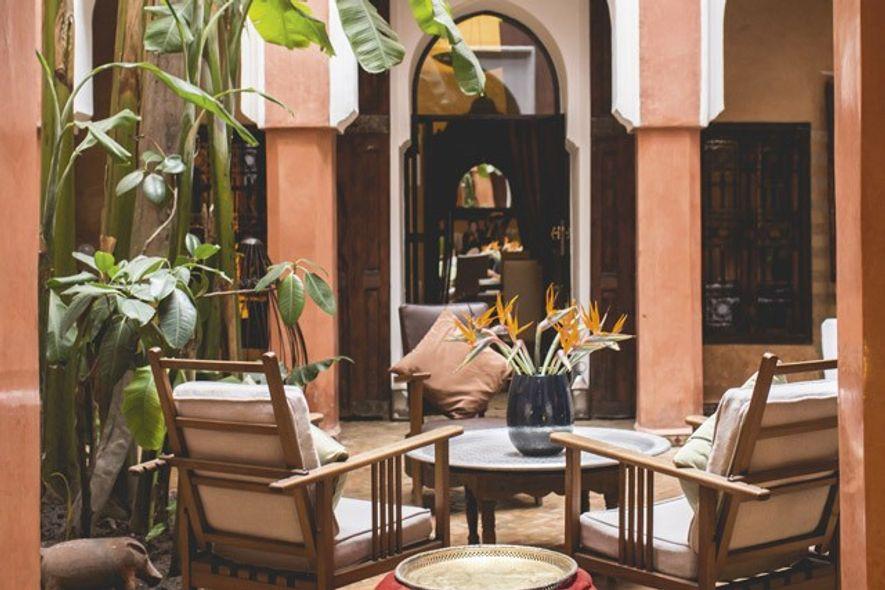Sleep: Marrakech