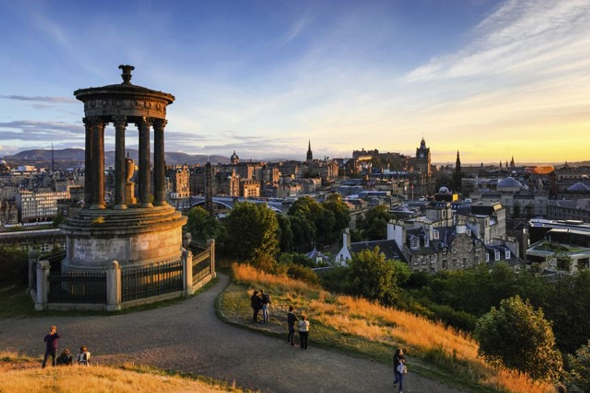 Edinburgh's best hotels