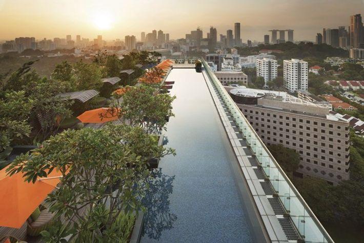 Hotel Jen, Singapore