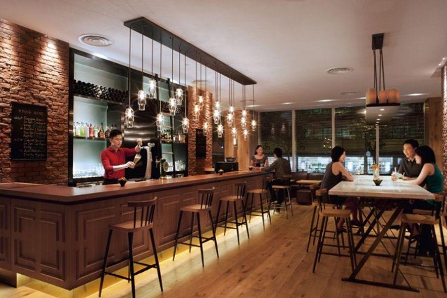 Bar, Pentahotel Shanghai