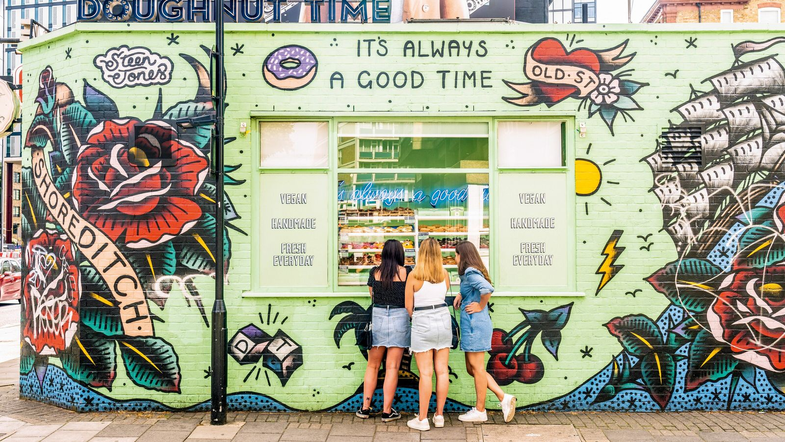 Expect a raft of fun, irreverent choice of hotels in the characterful East End of London — ...