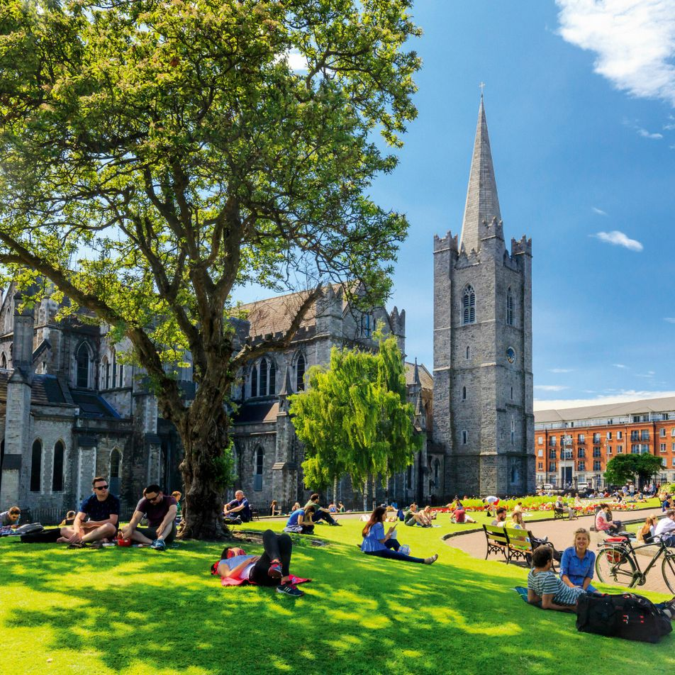 The ultimate hotel guide to Dublin