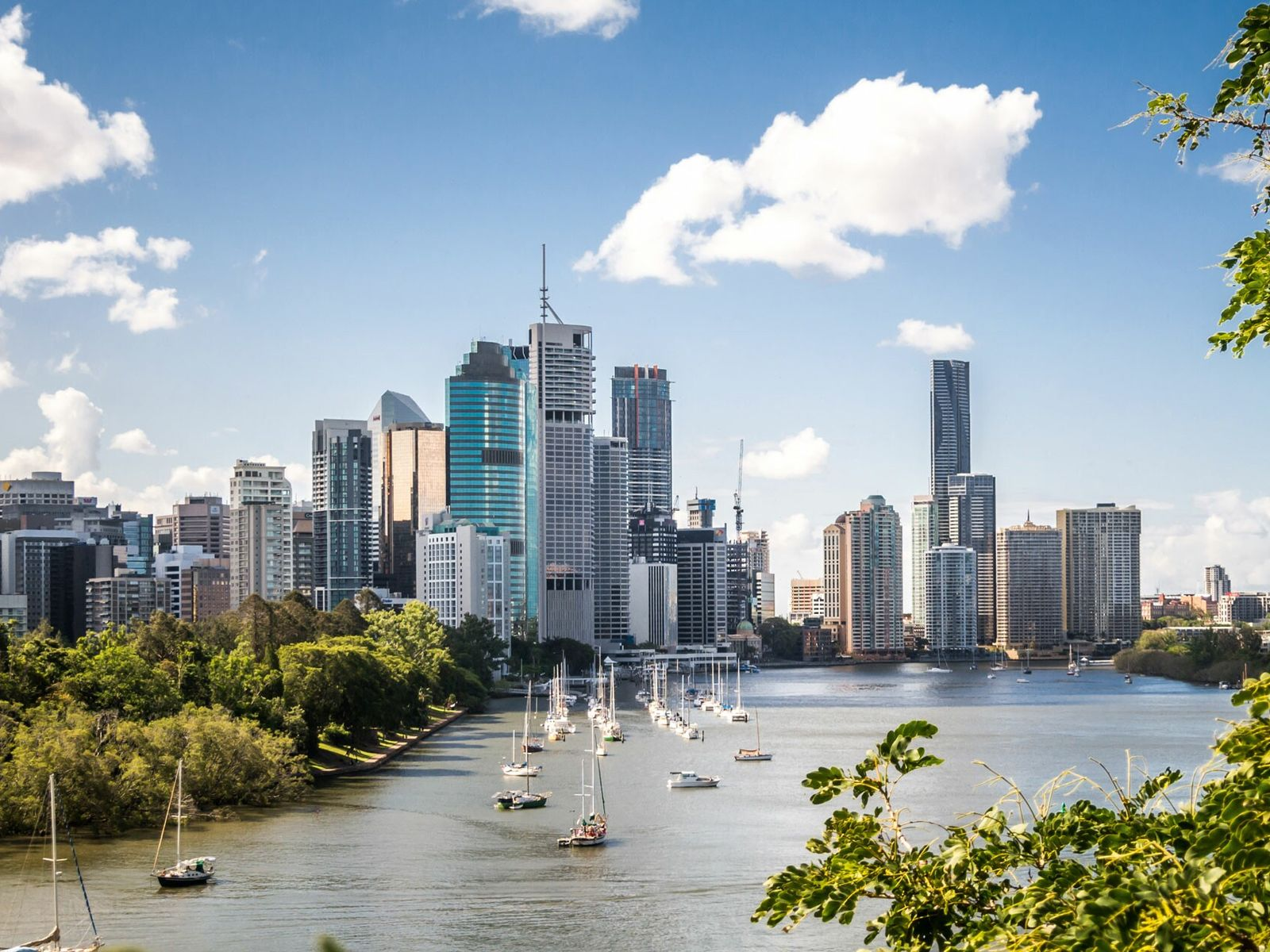 With Brisbane's warm, sub-tropical climate and incredible riverside views, visitors should jump aboard one of the ...