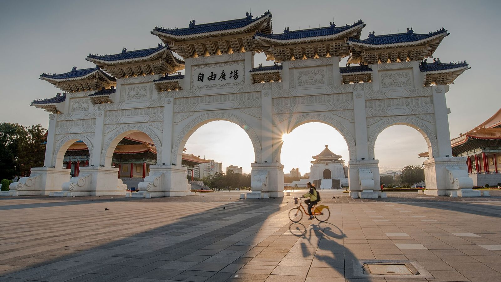 Taipei has a bombastic mix of old and new, with raucous night markets, and a personality ...
