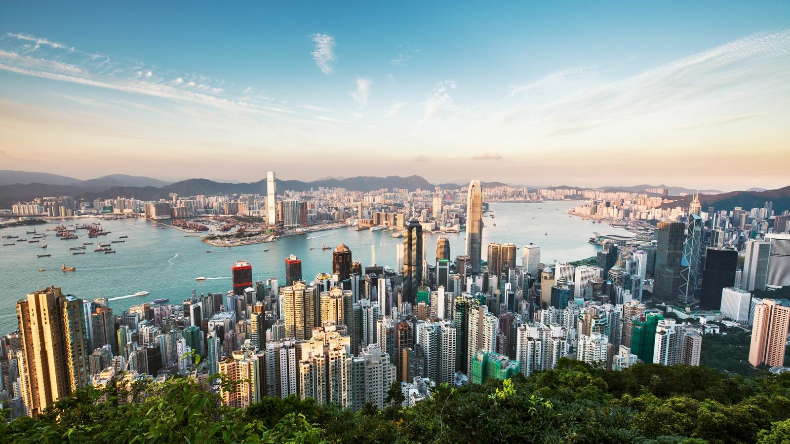 Thanks to its excellent and affordable transport system, Hong Kong's puzzle of scenery and skyscrapers is ...