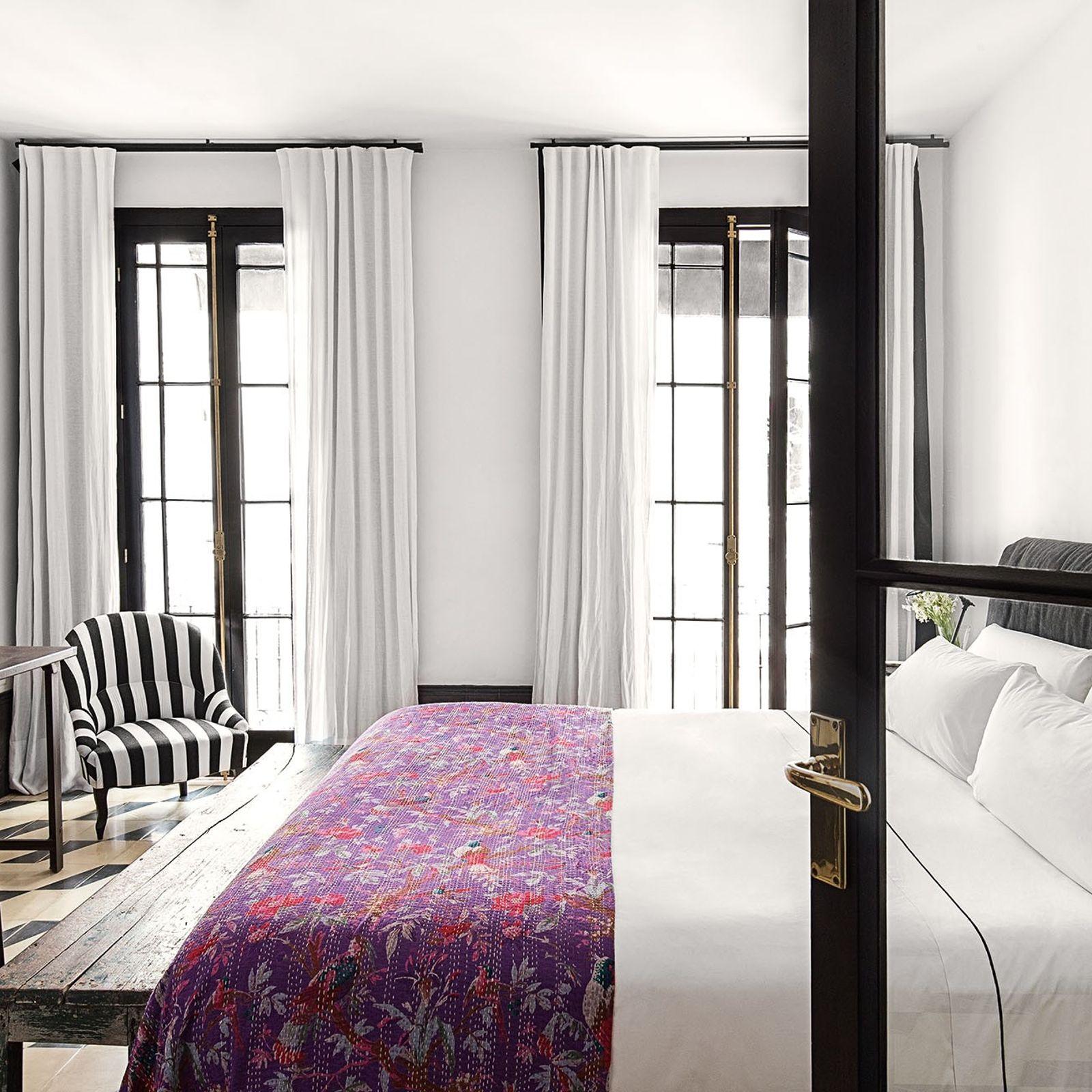 Room at Lomo de Angel.