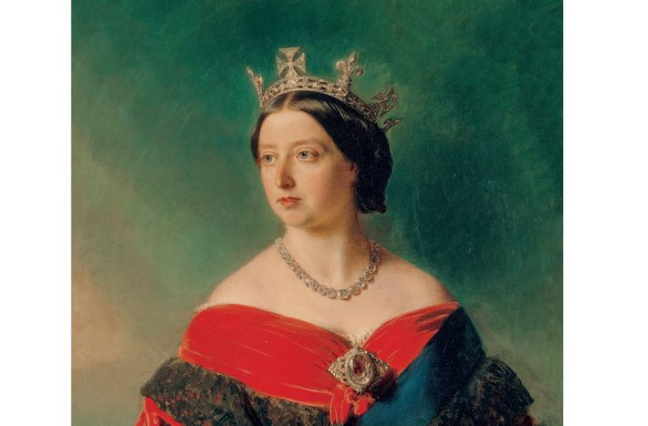 Among Victoria's magnificent jewels was the Koh-i-Noor diamond, which passed into her possession after the British ...