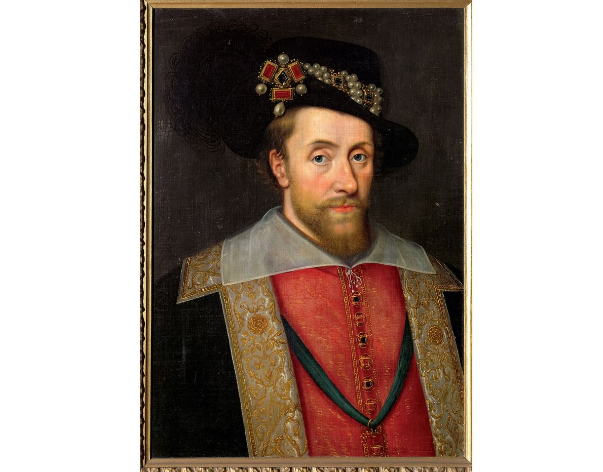 On taking the throne in 1603, James I had to navigate between the Puritan and Catholic ...