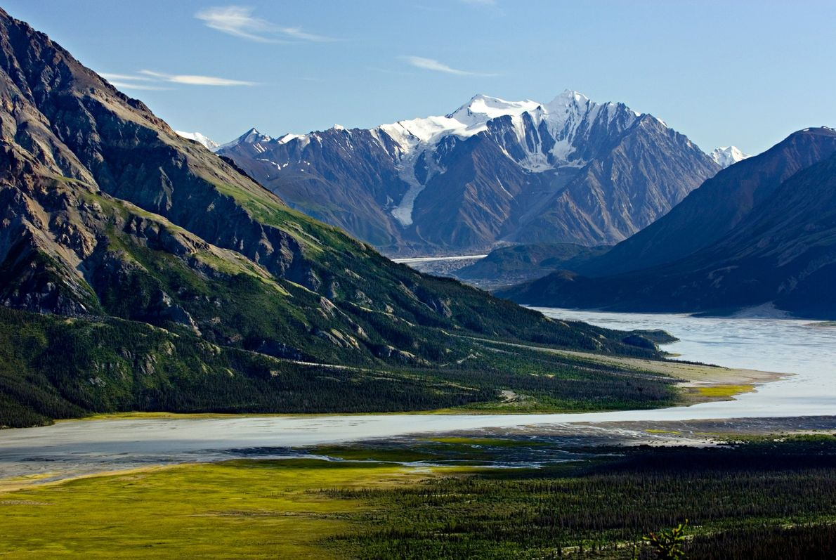 In spring 2017, an entire river in Canada's Yukon territory vanished seemingly overnight. The culprit was the ...