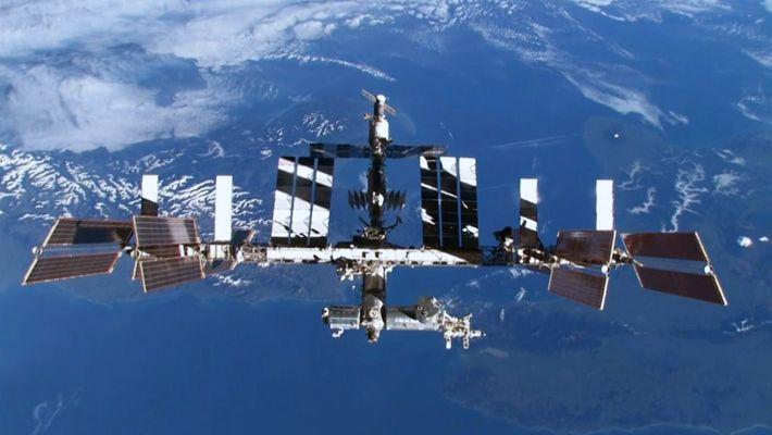 ISS 24/7 : sneak peek