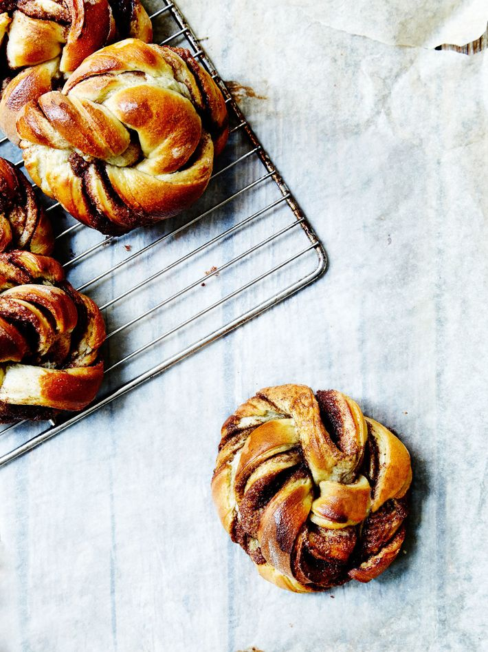 Cinnamon swirls are a great project to try at home, combining easily accessible techniques with more ...