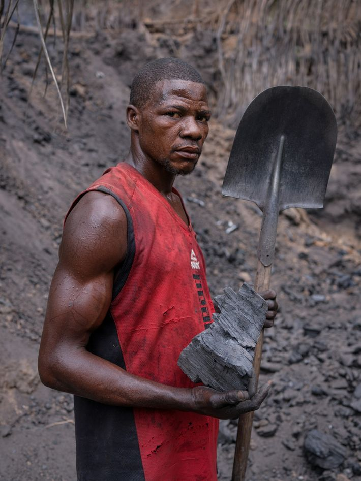 charcoal-producer