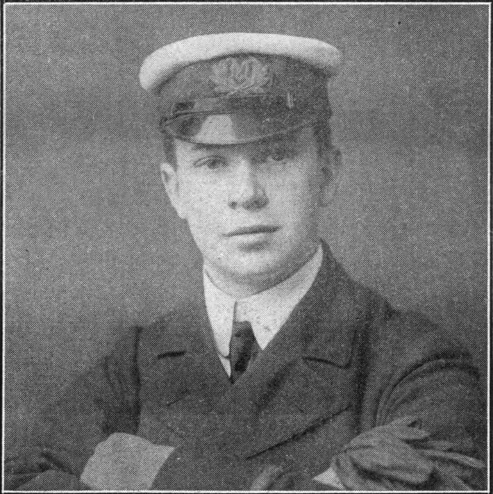 Titanic telegraph operator Jack Phillips transmitted pleas for help until the ship lost power and sank. ...