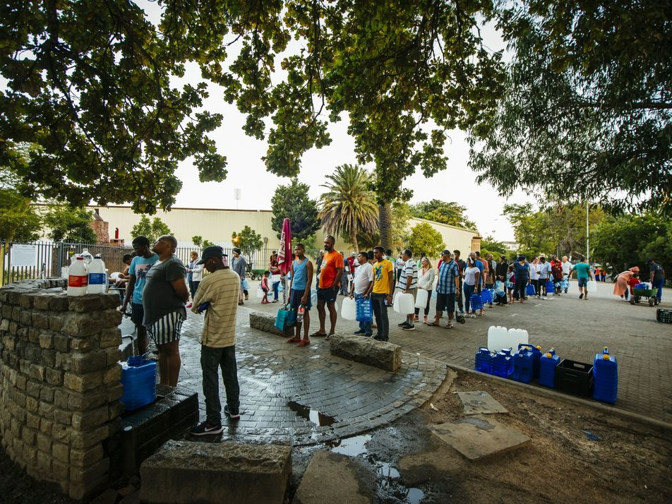 From Not Enough to Too Much, the World's Water Crisis Explained