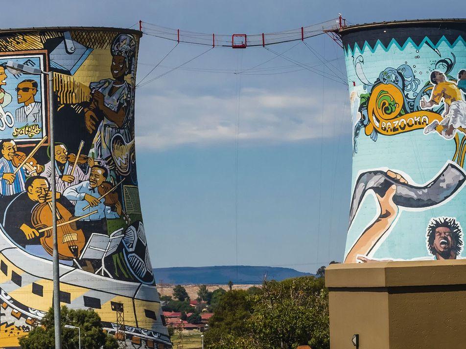 Johannesburg: A tour of Soweto township
