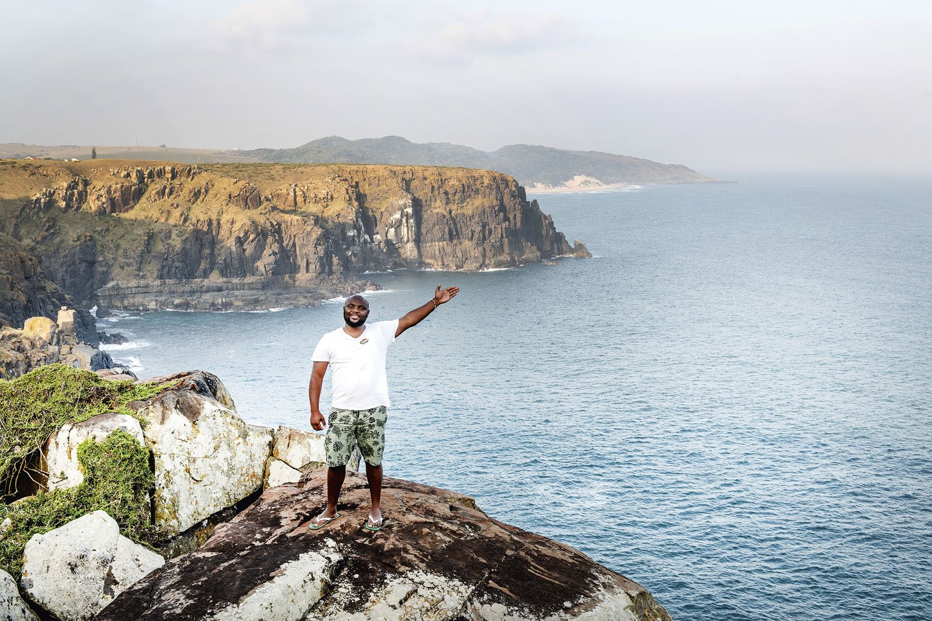 South Africa: Welcome to the really Wild Coast