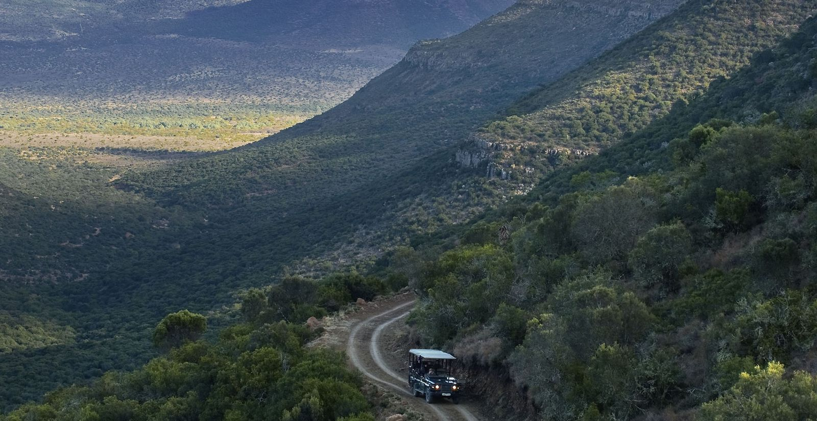 The outback experience in Karoo, South Africa