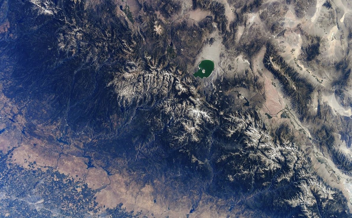 Yosemite National Park and Mono Lake, captured by Hurley on July 13.