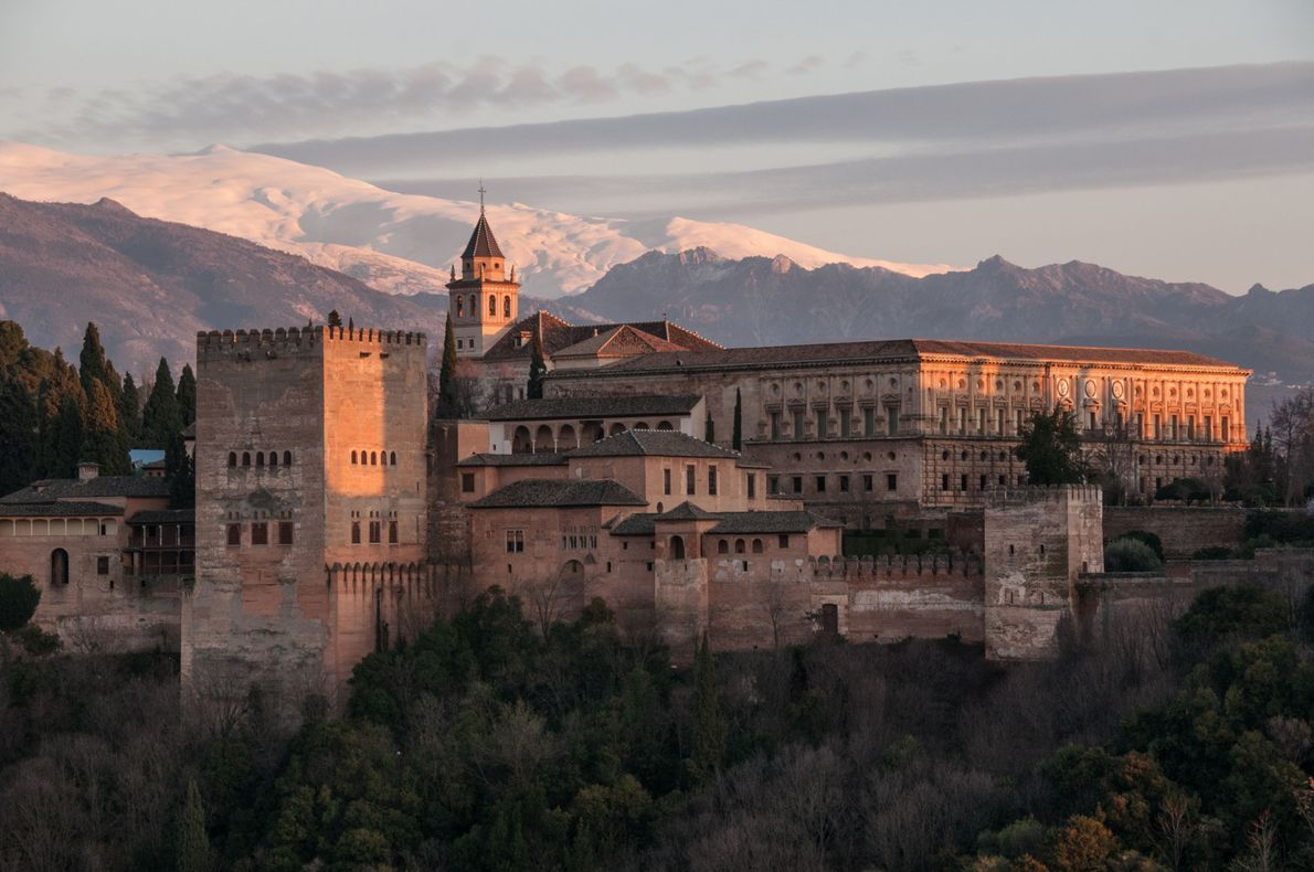 GRANADA, SPAIN In the southern Andalusia region, Granada contains grand examples of medieval architecture from the Moorish …