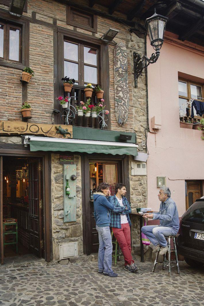 Bar El Jou, Potes