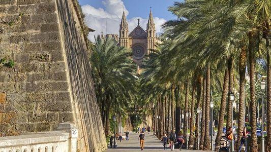 Palma de Majorca: Hablas español?