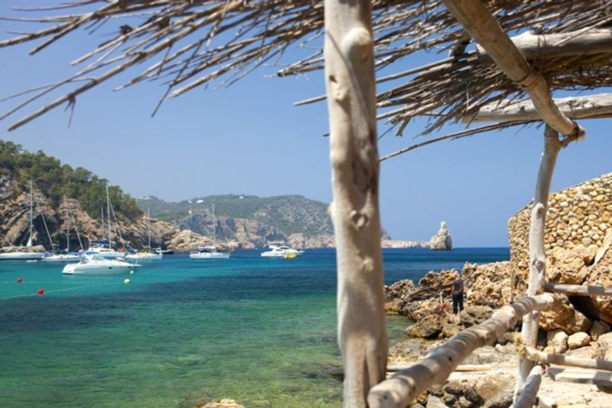 Spanish island.