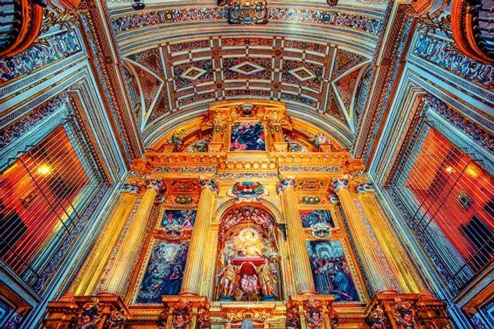 Santuario de Nuestra Senora de la Fuencisla. Image: Getty