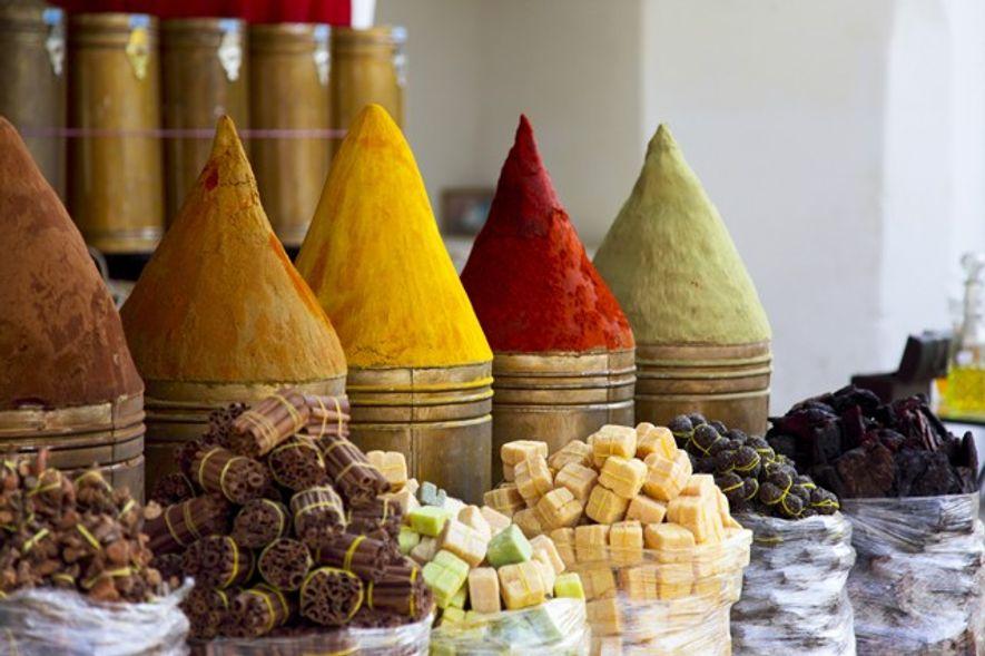 Marrakech: Cooking like a MasterChef