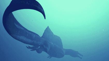 Reconstructing a gigantic aquatic predator