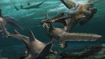 Case for 'river monster' Spinosaurus strengthened by new fossil teeth