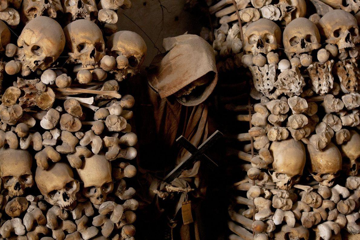 Capuchin Catacomb, Italy