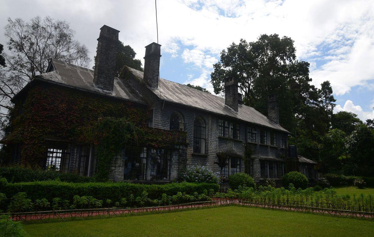 Morgan House, India