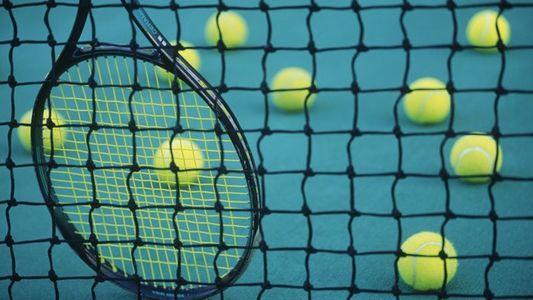 Champion tennis break