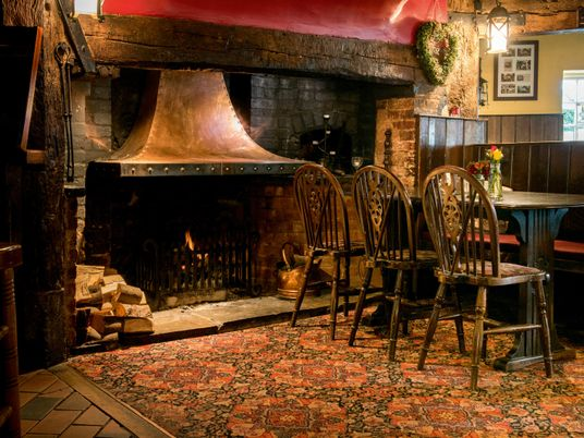 Seven of England's best historic pubs