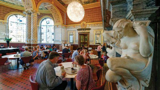 Eight of the UK's best museum restaurants