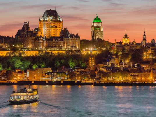 Three Days in Quebec City