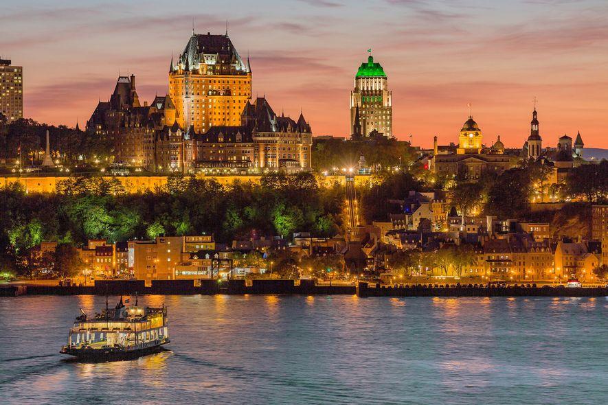 Three Days in Quebec City