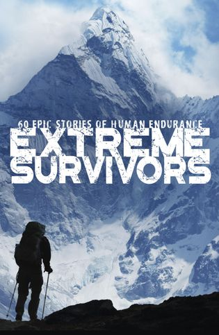 Cover of Extreme Survivors.