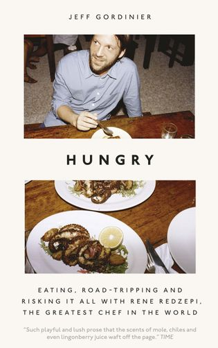 Cover of Hungry.