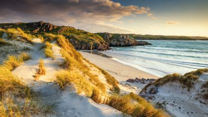 Win a 10-night island-hopping tour in Scotland