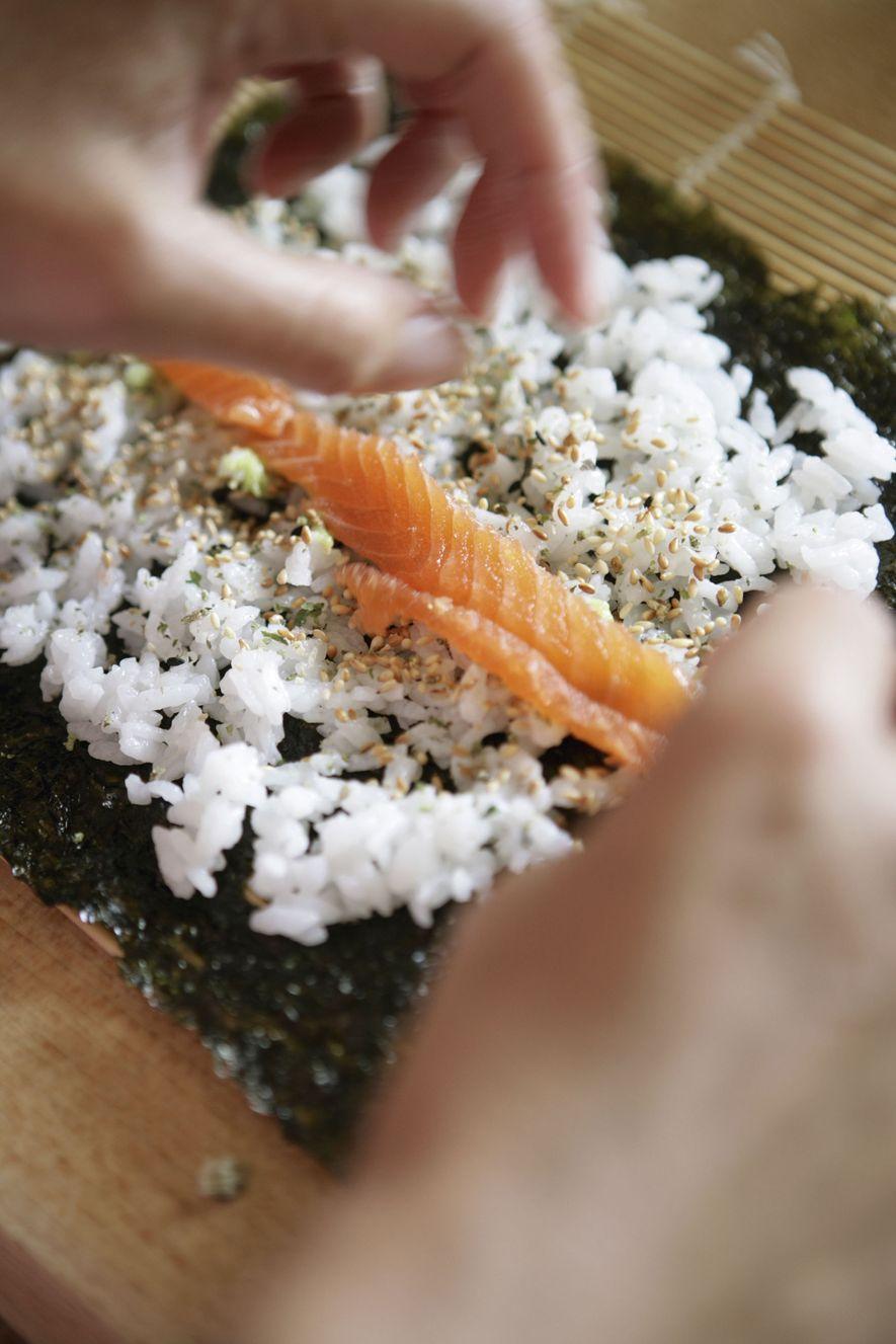 Azamara Club Cruises offers sushi-making classes aboard their vessels.