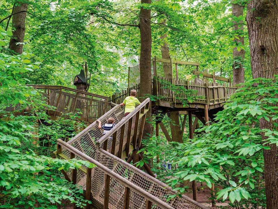 Take it outside: five new family adventures in England