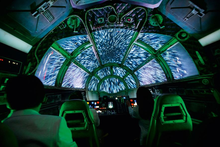 What to expect at Disney's new Star Wars: Galaxy's Edge theme park