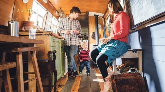 Self-catering stays are expected to be a popular choice for families travelling in 2021, with the ...